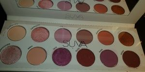 Suva Beauty The Rose Period Palette